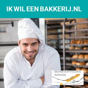 Een eigen bakkerij? Denk eens aan overname.